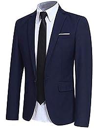 Veste de Costume Homme Blazer Jacket Blouson 54064ed0ea0