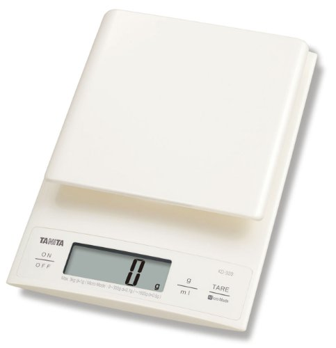 Tanita-3-Kg-KD-320-Digital-Kitchen-Scale-Cream