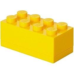 Lego RCL MB8 YL Contenitore Mini Box 8, Giallo