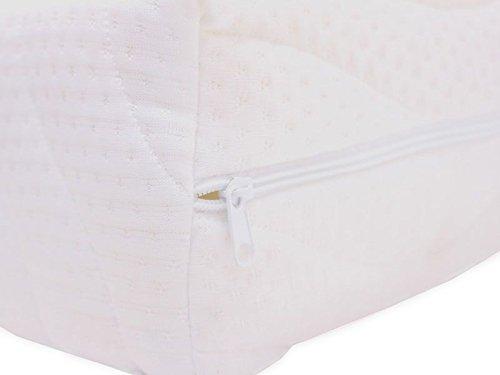 Best For You Matratzenbezug 10 cm Easy Active Cool für Allergiker geeignet 3-seitiger Reißverschluss Bezug für Matratzen von 60x120x10 bis 200x200x...