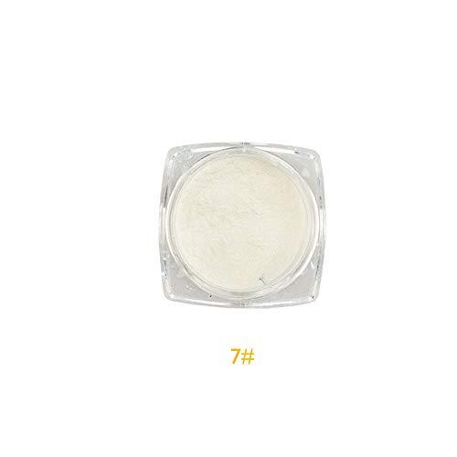 Nagellack,Förderung,PorLous2019 Frau Mode Meerjungfrau Pulver Staub Perle Shell Glimmer Nail Art Pigment Shimmer Maniküre-Tipps Schnell Trocknend Dauerhaft 6