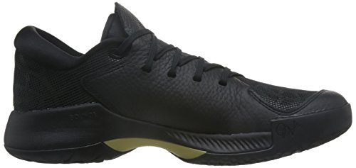 adidas Herren Harden B/E Basketballschuhe Schwarz (Core Black/night Cargo F15/core Black)
