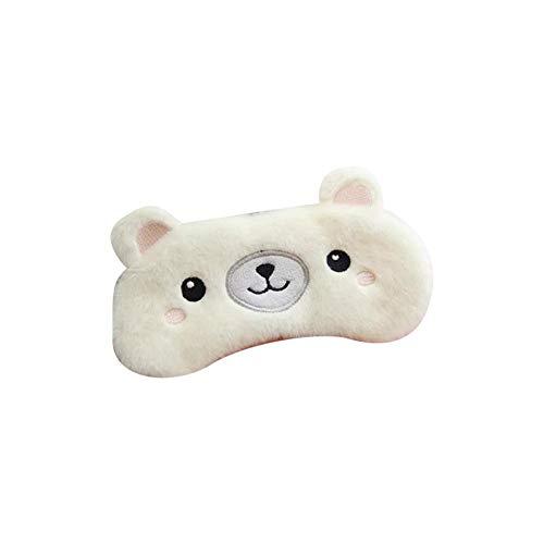 Sanfte Haar-relaxer (Maske Kinder Auge Für Sleeping Lichtundurchlässige Blindfold Schlafmasken Cartoon-Bären-Muster Für Kinder)