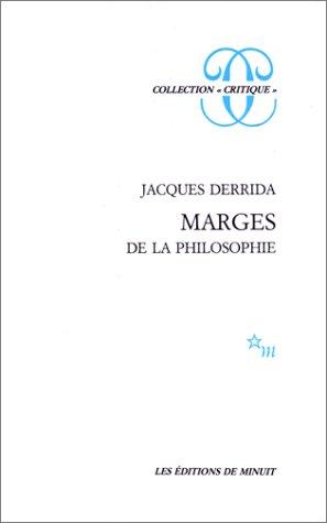 Marges de la philosophie