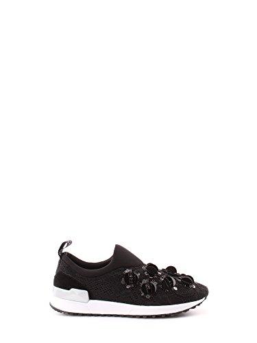 liu jo , Chaussures de ville à lacets pour femme noir noir Noir