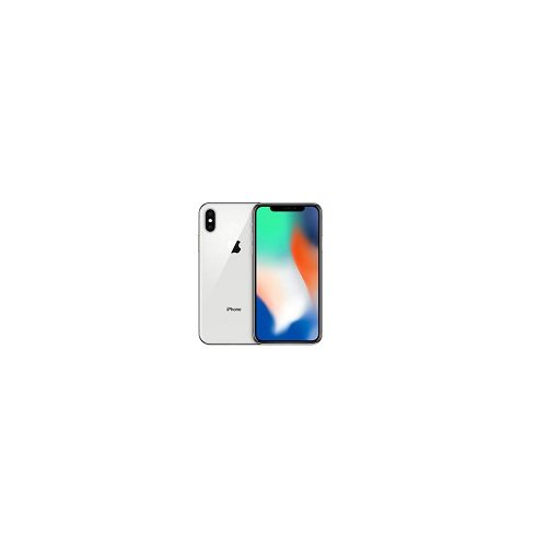 Apple iPhone X 64GB Plata - MQAD2QL/A