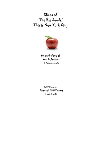 Cliff Media Center (Slices of The Big Apple: An anthology of Wit, Reflections & Amusements (English Edition))