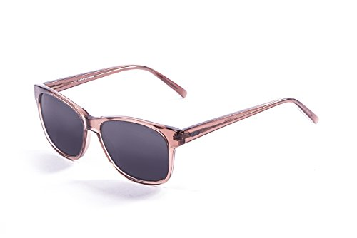 Ocean Taylor Sonnenbrille Unisex Erwachsene, Ginger transparent