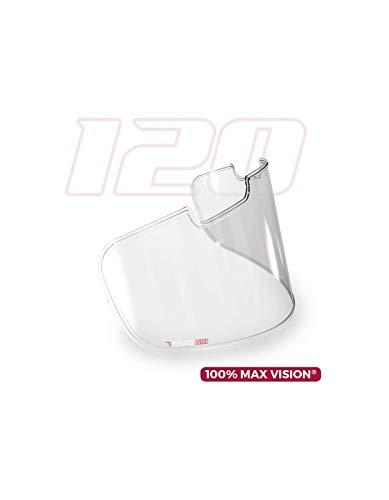 Pinlock Arai SAI Max Vision Helm, Klar, Größe OS