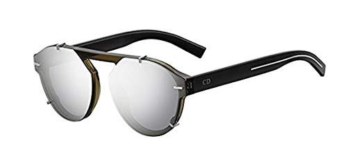 Dior Sonnenbrillen BLACK TIE 254S KHAKI BLACK/SILVER Herrenbrillen