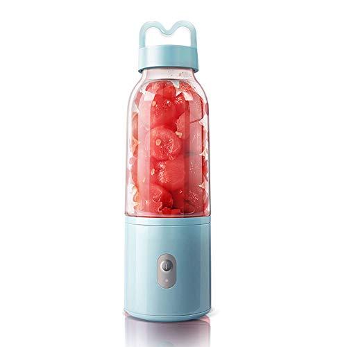 ZZH Mini Saftpresse Fruchtpresse Gemüse Gesundes Trinken Eiweißshake 220V Tragbar
