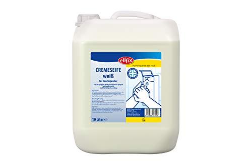 Eilfix Handseife/Cremeseife weiß- dermatologisch getestet- ph-neutral (10 L)