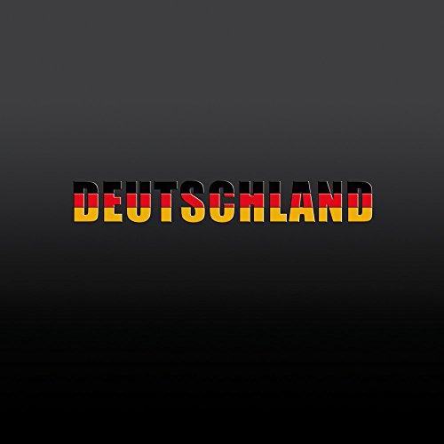Apple iPhone 4s Case Skin Sticker aus Vinyl-Folie Aufkleber Deutschland Fußball Flagge DesignSkins® glänzend