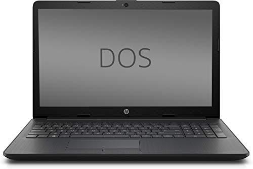 HP 15 DA0300TU 2018 15.6-inch Laptop (8th Gen i5-8250U/4GB/1TB/DOS/Integrated Graphics), Sparkling Black