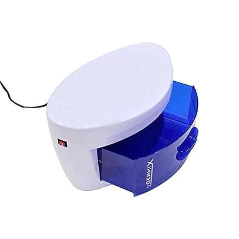 Stérilisateur à ongles UV Désinfection Cabinet Beauté Outils Salon Manucure Désinfecteur Machine Serviette Désinfection Tiroir