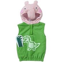 Peppa Pig George Costume Age 2-4 Years by VMC