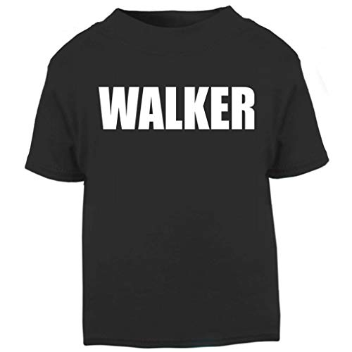 Walker Walking Dead Baby and Toddler Short Sleeve T-Shirt (The Walking Dead Maggie Kostüm)