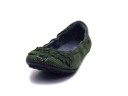 Naturino , Ballerines pour fille Vert - Vert