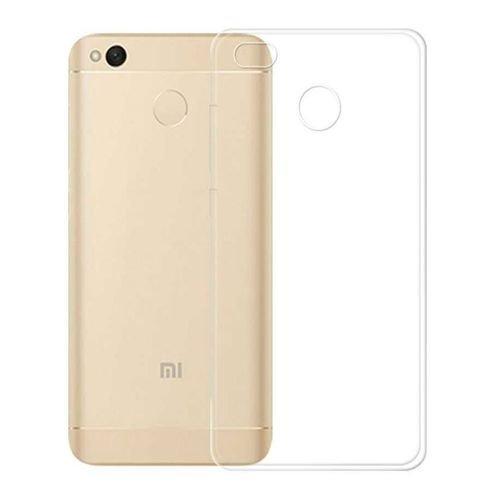 CoverKingz Schutzhülle Handy Hülle für Xiaomi Redmi 4X Handyhülle durchsichtig, Silikon Case Transparent