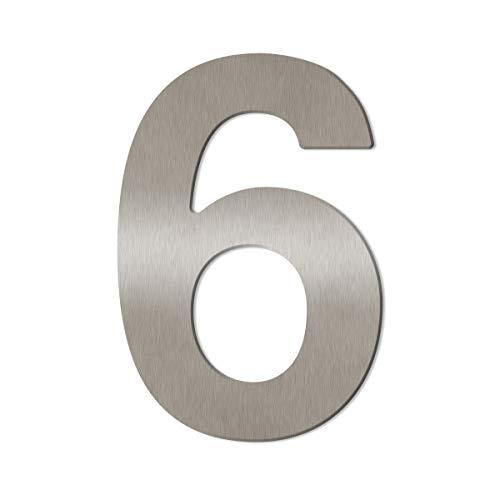 Hausnummer 6 aus