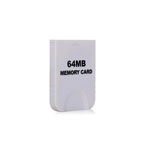 2-TECH Memory Card 64MB Speicherkarte (Wii-gamecube Memory Card)