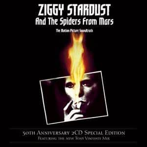 Ziggy Stardust And The Spiders From Mars: The Motion Picture Soundtrack: 30th Anniversary