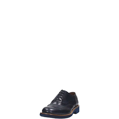 HENRY LOBB , Chaussures de ville à lacets pour homme Bleu Blu Bleu - Blu