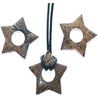 Bilderjaspis 1 Kleiner Stern mit Runden Bohrung 0.8 cm Größe ca. 2.5 cm Sein Gewicht 2 g. preisvergleich bei billige-tabletten.eu