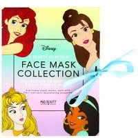 Mad Beauty Disney Set Of 4 Princess Sheet Face Mask Collection from