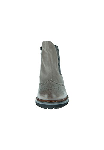 DONNA CAROLINA Damen Chelsea Boot CRUZ OREGON Taupe