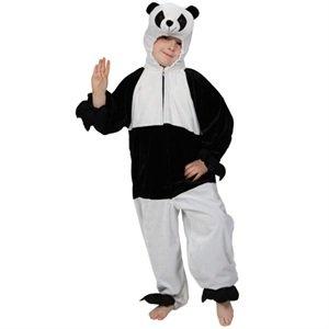 Kinder Verkleidung Fasching Halloween Kostüm Panda Bär L