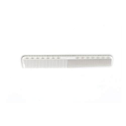 YS Park Y S 339 Fine Cutting Comb White
