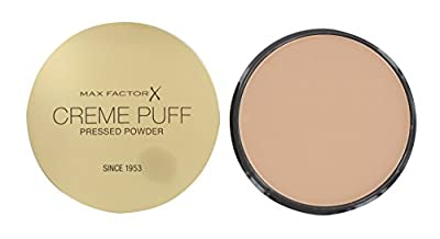 Max Factor Creme Puff Pressed Compact Powder, 21 g by Max Factor