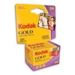 Kodak Gold 200asa 35mm - 36 exp Single