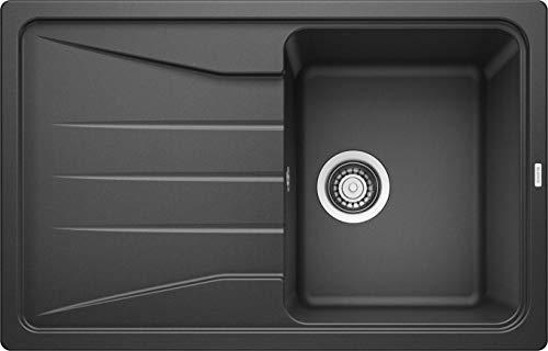 Blanco Sona 45 S, Küchenspüle, Silgranit Puradur, anthrazit, reversibel, 1 Stück, 519662