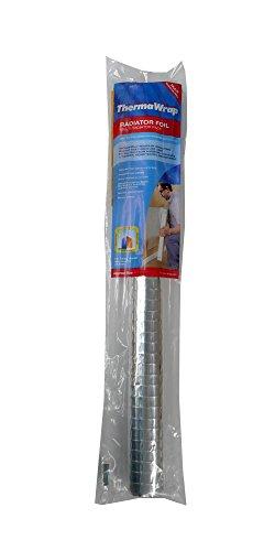 Thermawrap Heizkörperisolierung, bessere Wärmewirkung bei niedrigeren Energiekosten, 500 mm x 5 m x 1 mm