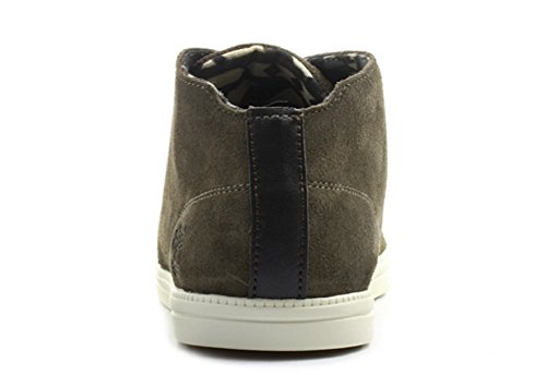 Timberland Fulk Mid Boots Brown 8 UK