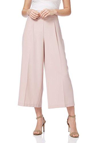Roman Originals Damen Hosenrock in Pink Größe 38-48 - Light Pink - Größe 46