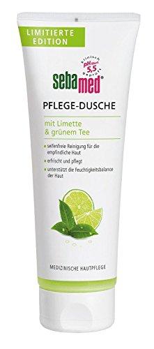 SEBAMED Pflege-Dusche mit Limette & grünem Tee 250 Milliliter (Tee Limette Grüner)