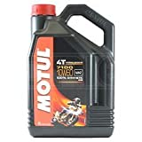 Motul 7100 4T Synthetic Ester Motor Oil - 10W60 - 4L. 102191 by Motul