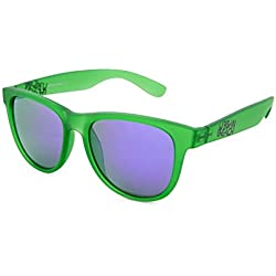 Urban Beach Tron Wayfarer Sonnenbrille M grün