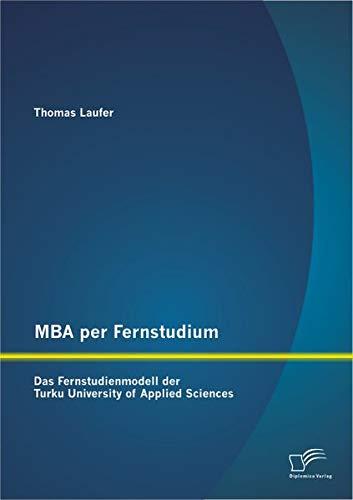 MBA per Fernstudium: Das Fernstudienmodell der Turku University of Applied Sciences