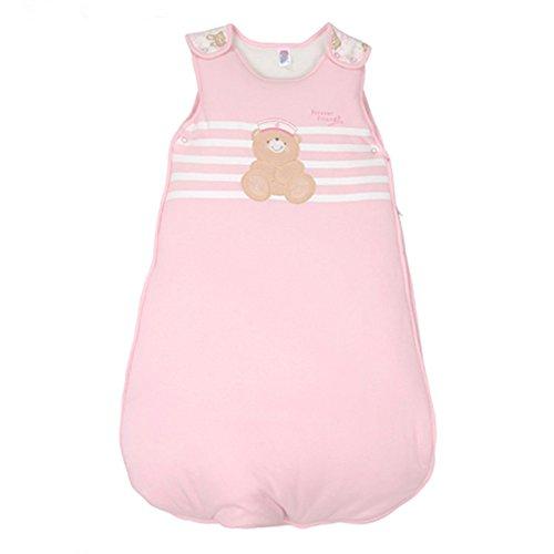 GudeHome Niños Bebé Bolsa del Sueño bebé Saco de dormir Invierno Saco de dormir Bebé Invierno en los Cochecitos Cama de 100 * 41CM Conveniente para el bebé sobre 0-36 Months(grueso