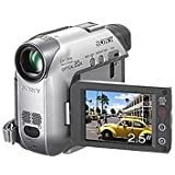 Sony Handycam DCR-HC19E - Caméscope - 800 kilopixel - zoom optique : 20 x - Mini DV
