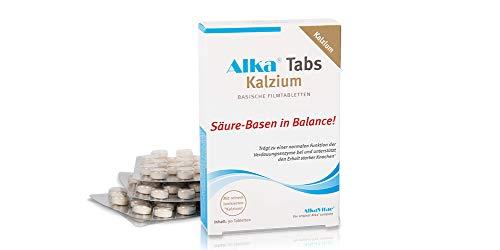 Alka® Tabs Kalzium: Basische Filmtabletten mit Kalzium