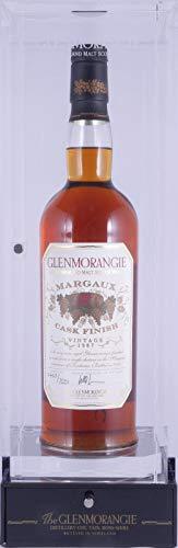 Glenmorangie 1987 18 Years Margaux Cask Finish Highland Single Malt Scotch Whisky 46,0% Vol. - eine von 3551 Flaschen eines grandiosen Glenmorangie Single Malt! - Margaux Single
