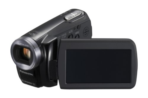 'Panasonic sdr-s7 Camcorder zu Karte SD Optischer Zoom 10 x LCD-Display 2,7 MPEG2 Stabilisierung 2 GB Panasonic Sd Cam