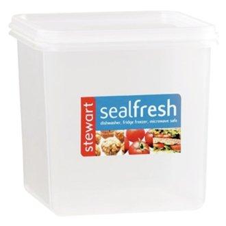 Stalwart K461Seal Frische Container, Gemüse Toilettenpapierrollen, 12,7x 12,7x 14cm klein