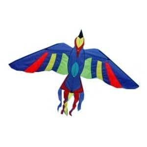 Kite: the Spirit of Air-Oiseau Single Line Easy Fly-Cerf-volant