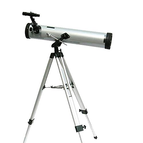 AUNLPB Telescopio de 526x76 mm